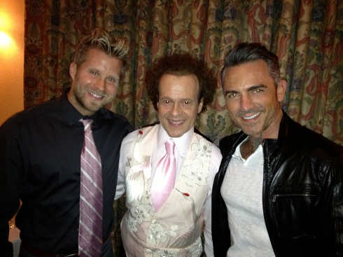 richard simmons fit and fab